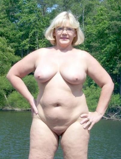 Фото толстых нудисток